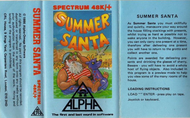 SummerSanta