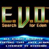 E.V.O.: The Search For Eden