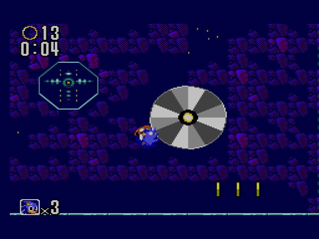 En la fabrica, deberemos ir subiendo hacia arriba (Master System)