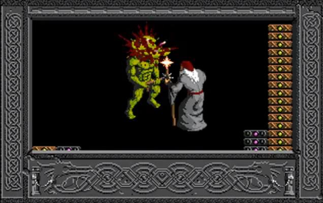 Los enemigos morirán de manera espantosa (Mega Drive)