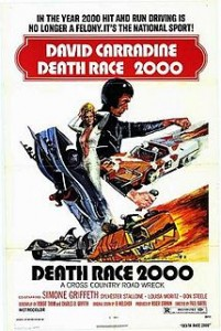 Carátula Death Race 2000
