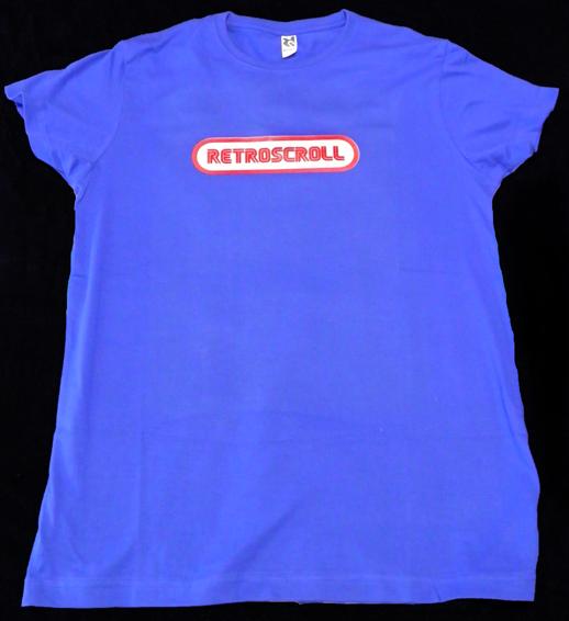 Regalo-RetroScroll