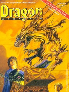 Dragon Magazine nº 171