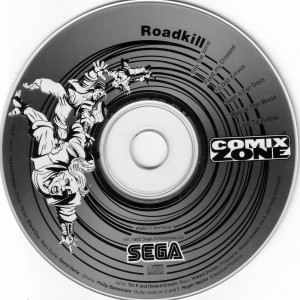 CD Roadkill
