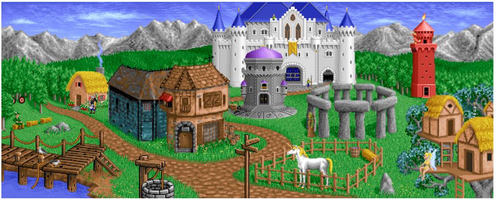 Castillo hechicera