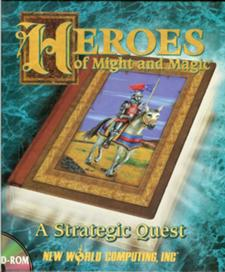 Portada Heroes of Might and Magic