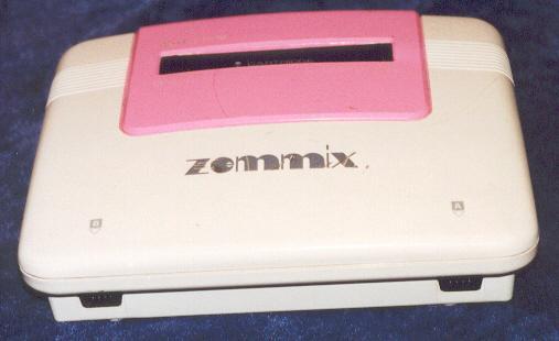 Consola MSX Zemmix CPC-50