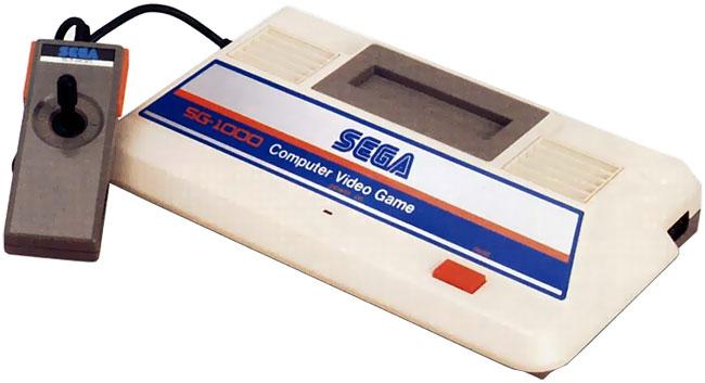 La SEGA SG-1000 y el estándar original MSX por dentro son casi hermanos