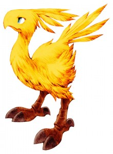 Final Fantasy Tactics - Chocobo
