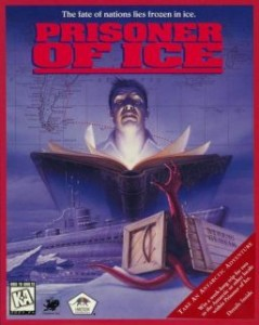 Prisoner of Ice - Portada