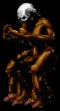 Witchaven - Bruja esqueleto