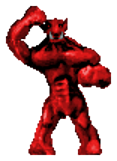 Witchaven - Ogro rojo