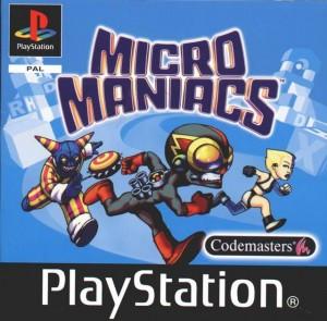 Micro Maniacs - Portada