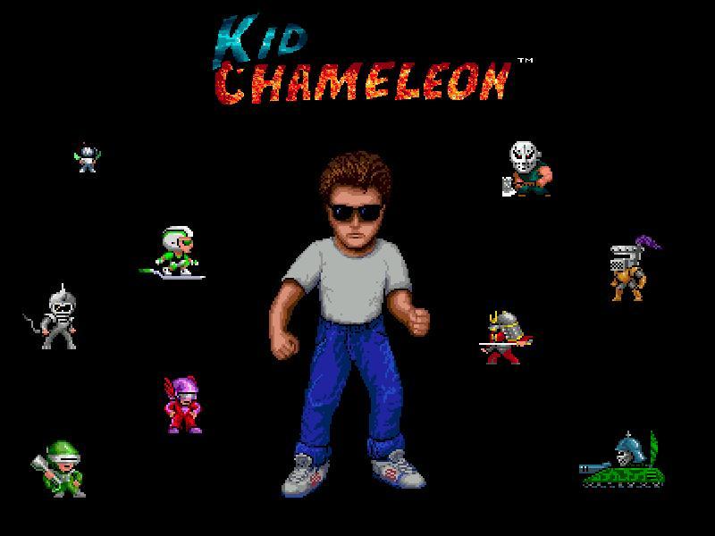 Kid Chameleon 4