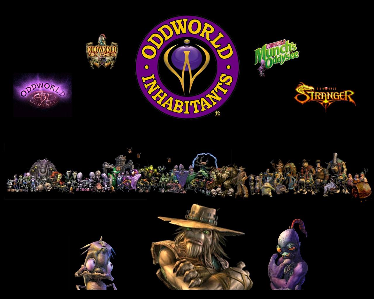 Oddworld series