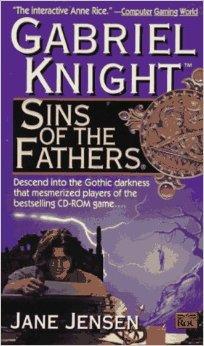 Novela Gabriel Knight