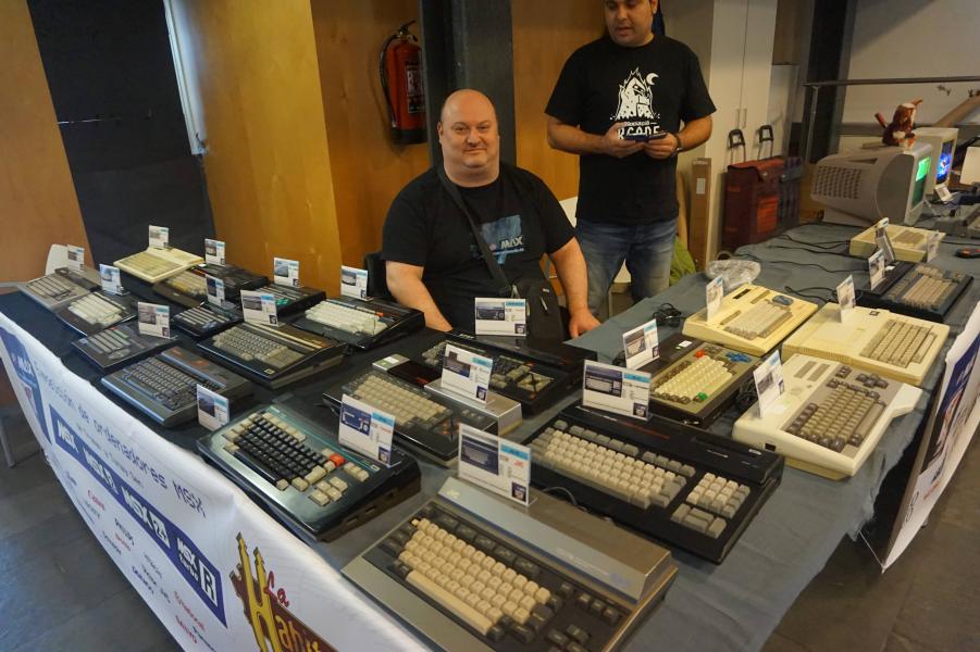 48 Reunión de usuarios de MSX