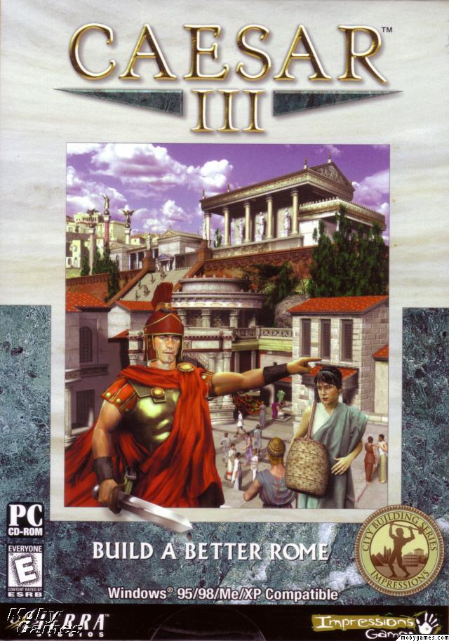 Caesar III Portada