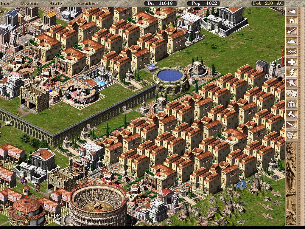 Caesar III planificacion