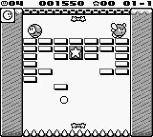 Kirby's Block Ball - Pinchos