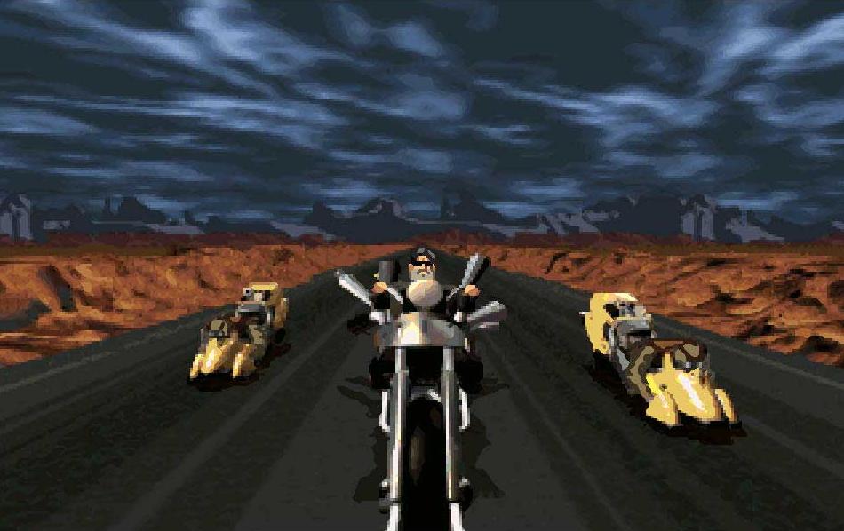 Ful throttle