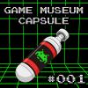 Presentamos el nuevo formato Game Museum Capsule